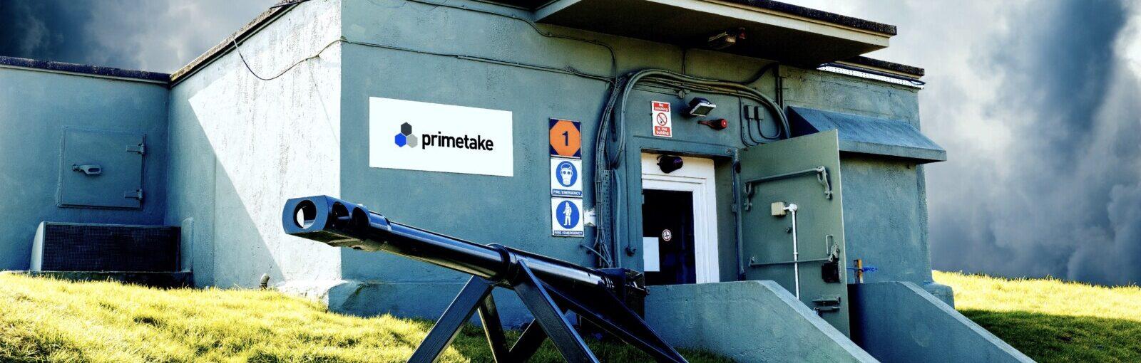 Primetake Testing Site