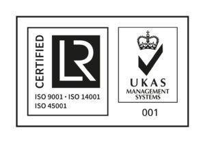 ISO9001, ISO14001, ISO45001 Logo